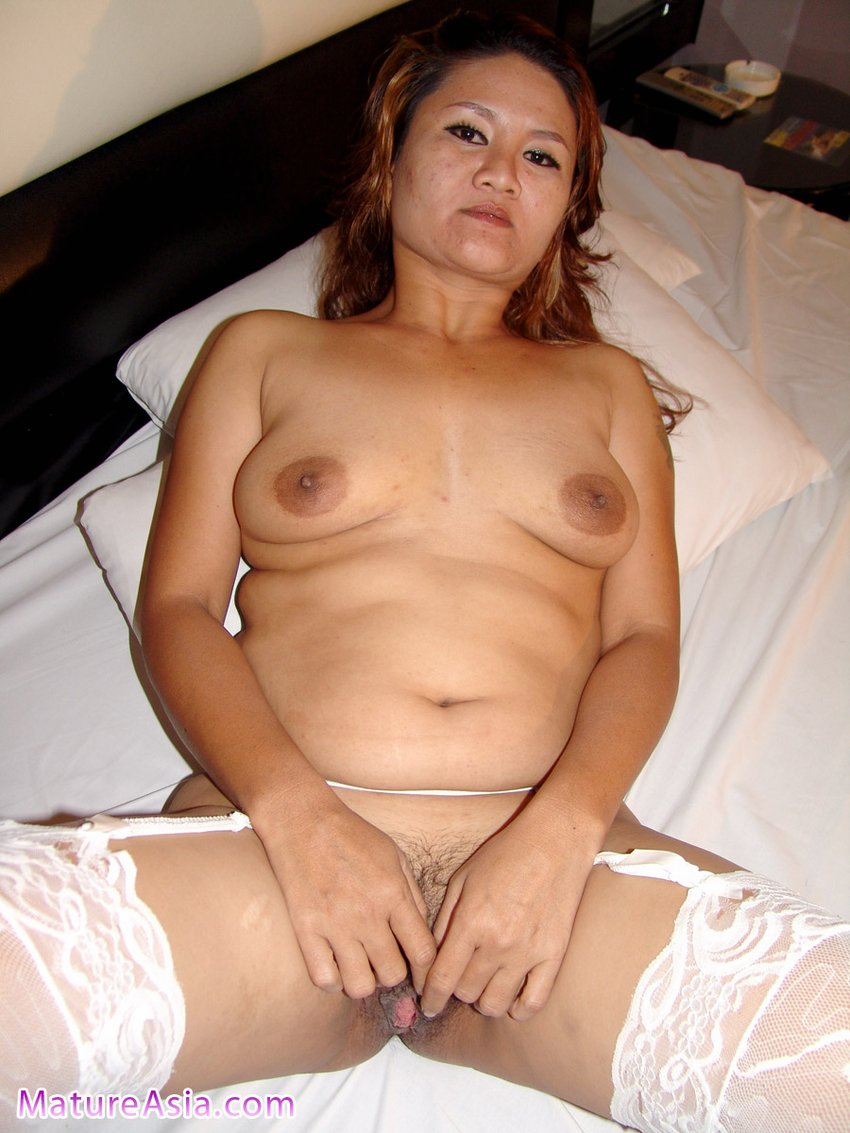 Asian old pussy image