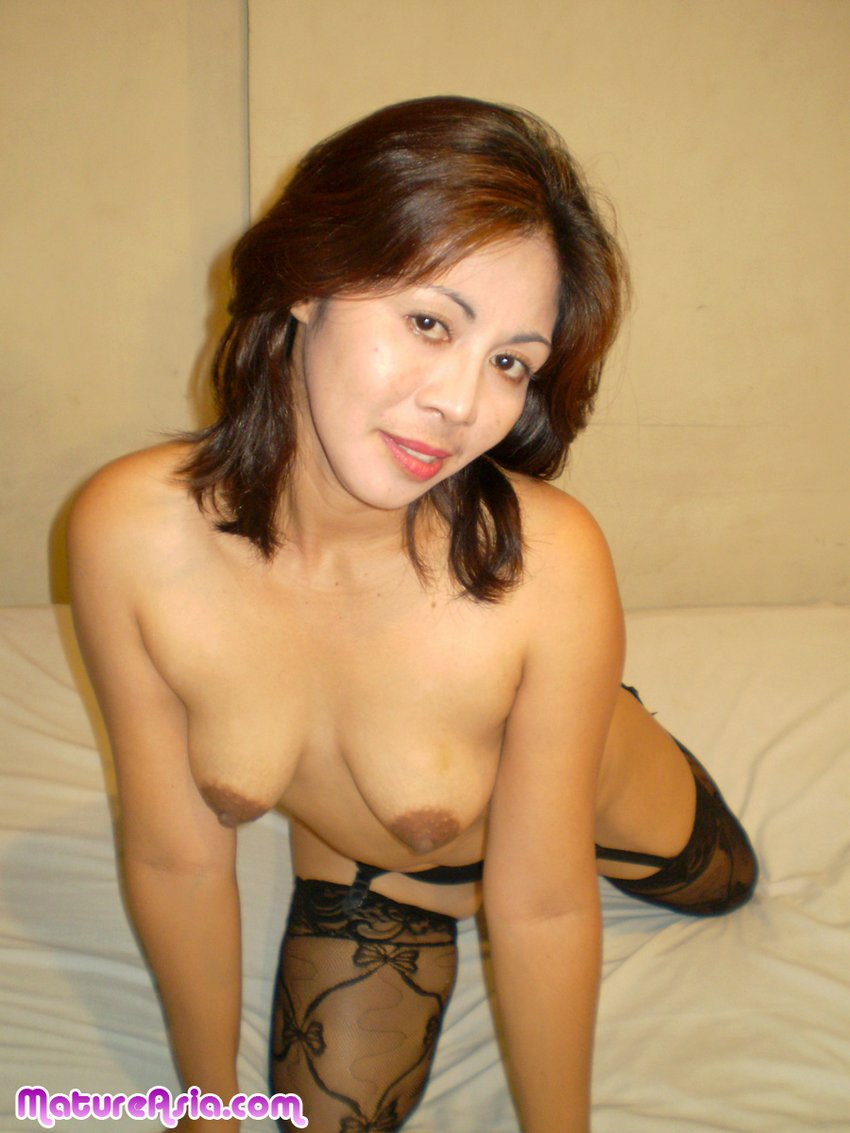 As With Most Older Asian Woman Sally Has A Huge Seual Appetite And