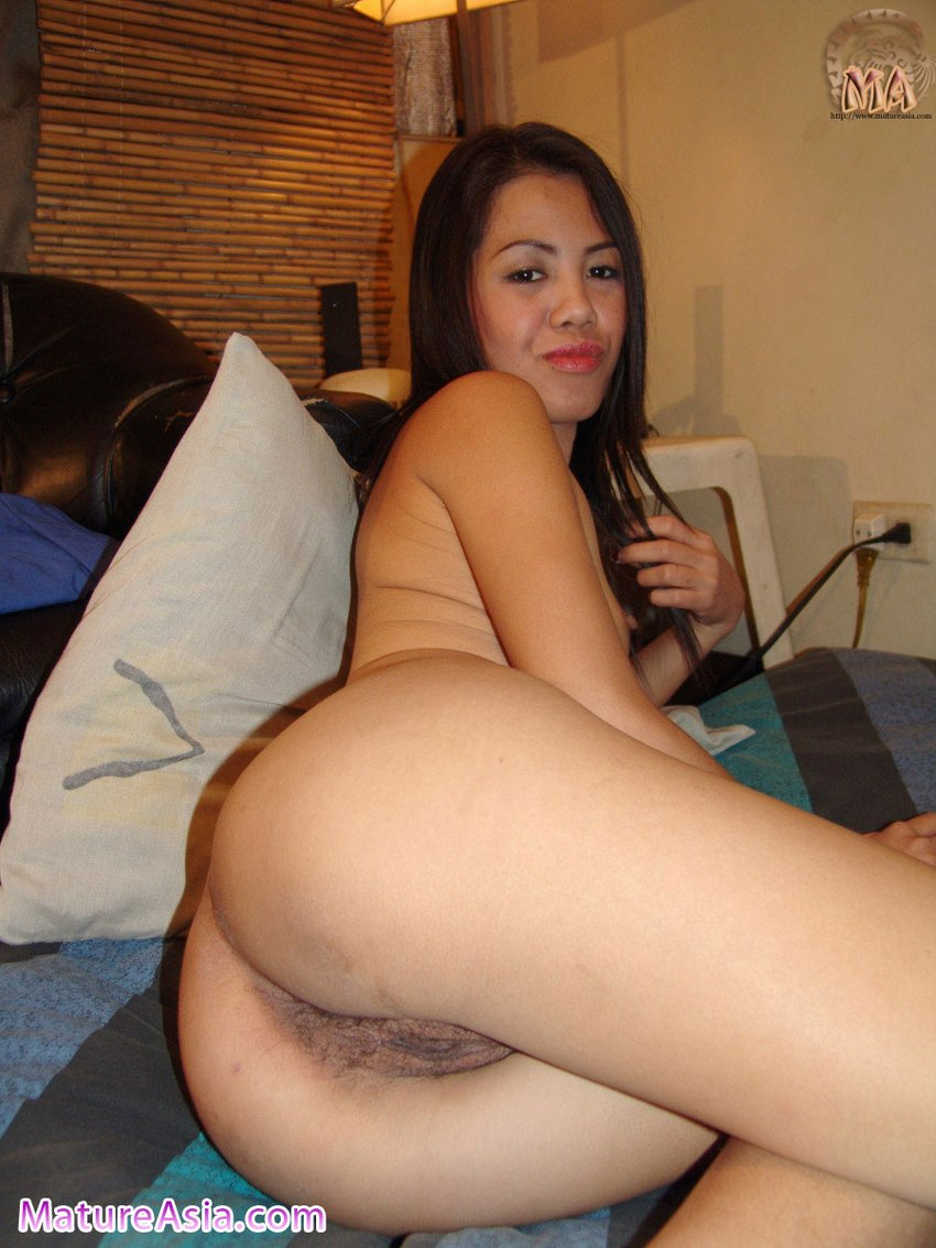 Asian clitty massage