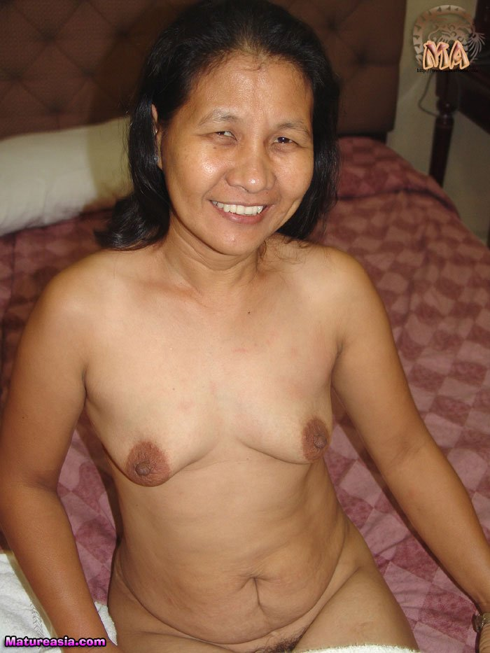 Pictures nude asian granny