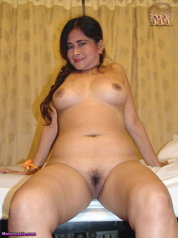 Asian nudes old