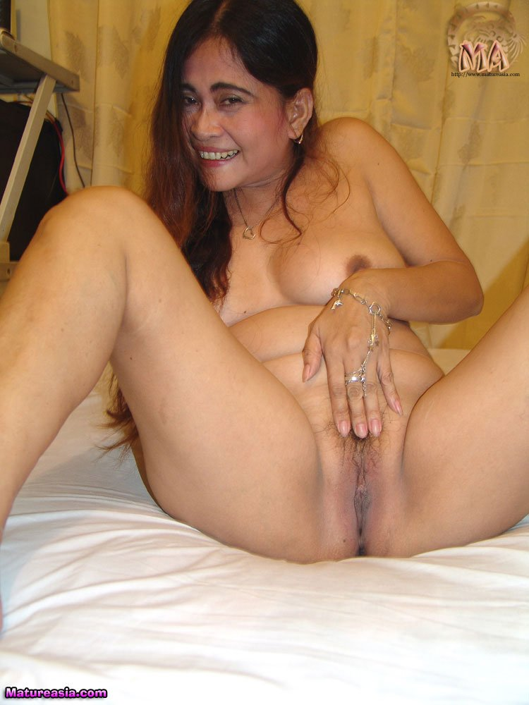 Hot skinny mature women
