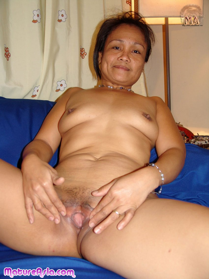 Mature asian korean thumbs