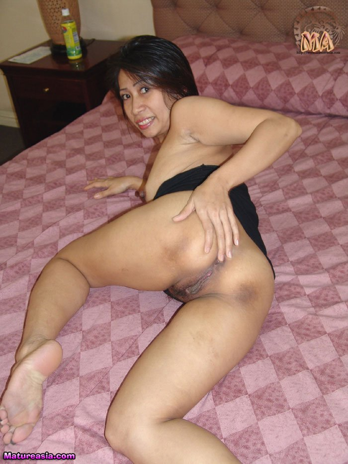 Mature asian pang