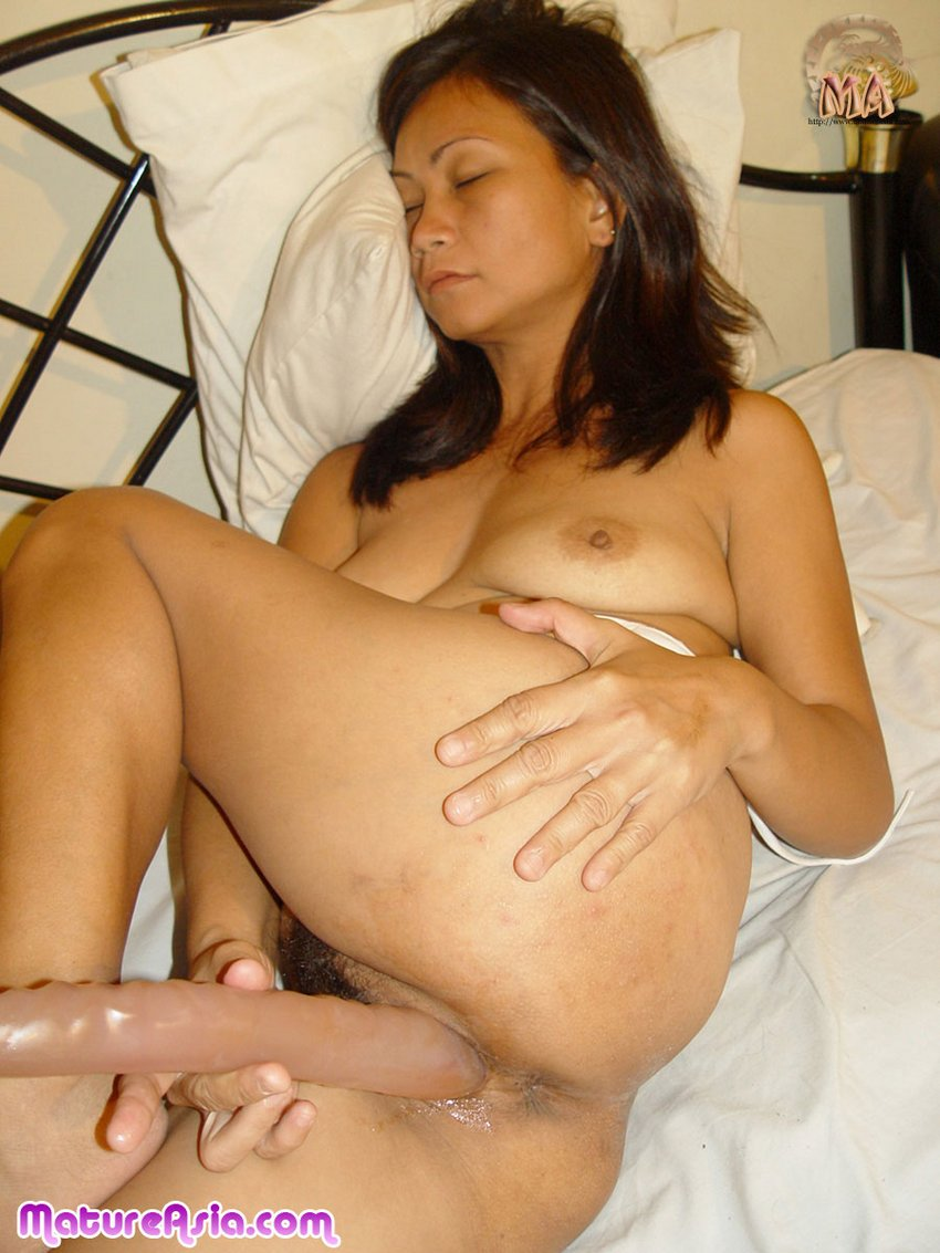 Think, Mature asian mom something
