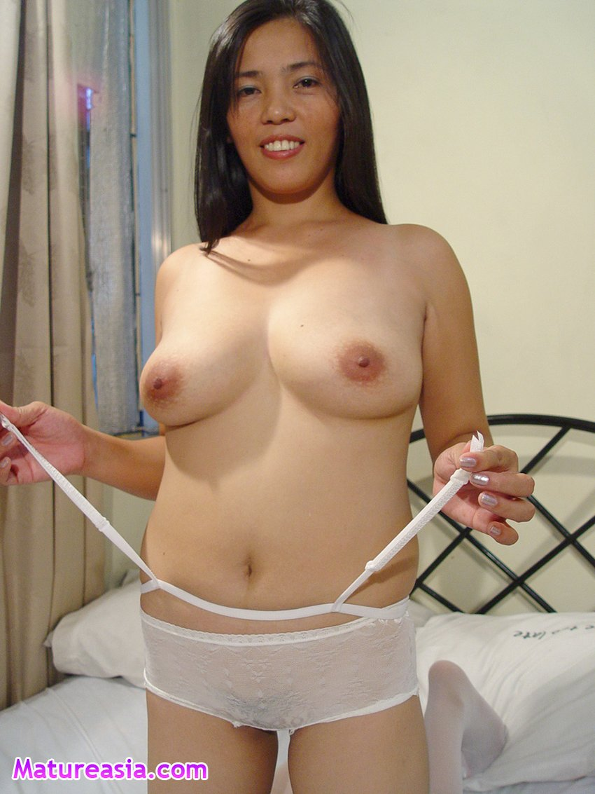 Amateur mature asian